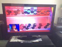 "Hitachi 42LDF30U 42"" full 1080P HD LCD TV with Freeview"