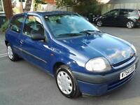 2000 renault Clio 1.2 Grande........£450.......