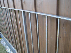 "Metal Railing 3 ft high x 11'-6"" Kitchener / Waterloo Kitchener Area image 1"