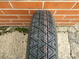 Brand new unused spare wheel T115/70R16