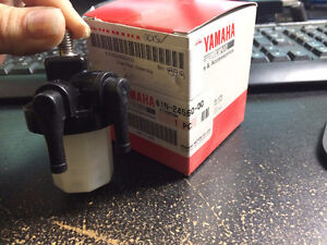 BRAND NEW YAMAHA OUTBOARD MOTOR FUEL FILTER ASSY 61N-24560-00-00