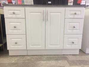"""48"""" Vanity with Quartz Counter Top starting at only $675"""
