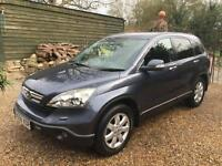 2006 56 HONDA CR-V 2.2 i-CTDi DIESEL ES 5 DOOR HATCH 6 SPEED MANUAL AWD 4x4