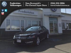 2013 Volkswagen Passat Highline 2.5 6sp at w/ Tip