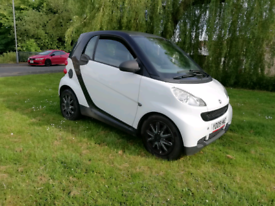 Smart fortwo coupe smart car