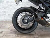 Yamaha MT09 ABS model with Akrapovic