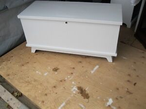 NEWLY PAINTED LANE'S CEDAR CHEST