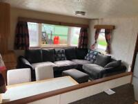 CONTACT BOBBY ❗️Static holiday home for sale northwest Lancashire 12 month park