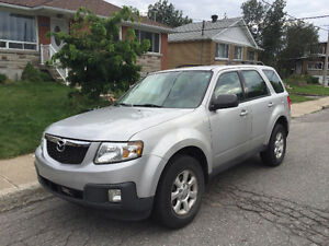 2009 Mazda Tribute | + Winter Tires | Sole Owner - Low Mileage