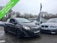 2014 63 VAUXHALL CORSA 1.2 LIMITED EDITION 3DR 83 BHP