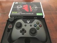 Scuf Gaming Controller - genuine from USA - 2 months old