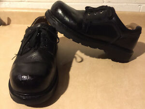 Men's Dakota Quad Comfort Steel Toe Work Shoes Size 12