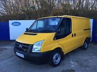 2011 Ford Transit 2.2TDCi Duratorq ( 115PS ) 300S SWB EX AA Diesel Van