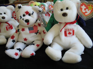 Beanie Babies New with Tags/Tag Protectors
