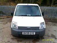 Ford Transit Connect Low Roof Van L Tdci 75Ps DIESEL MANUAL WHITE (2009)