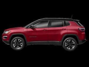 2019 Jeep Compass Trailhawk  - Leather Seats - Navigation
