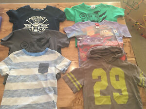Brand Name Cute Boy Clothes (fits size 3/4)