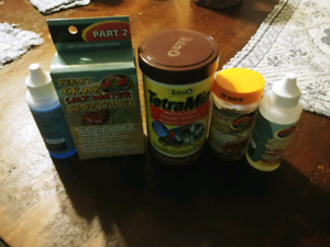 Hermit crab supplies