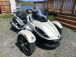 2010 Can Am Spyder RS (Limited Edition)