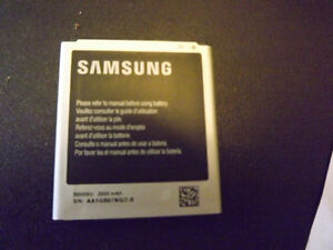Samsung S4 battery/case/tampered glass screen protector