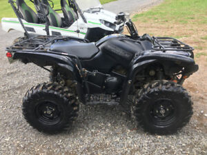 2014 YAMAHA 700 GRIZZLY SE......FINANCING AVAILABLE