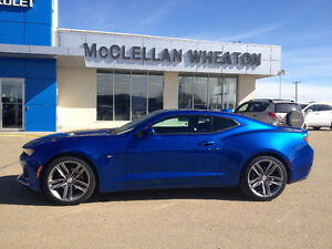 2017 Chevrolet Camaro 2LT Coupe -  RS Package
