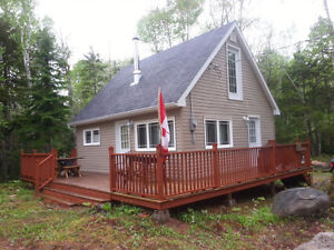 Newly Built Cottage (2016) in Armstrong Lake, Kings County