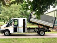 Ford Transit 2.2TDCi T460L Double Cab Tipper ***Tree Surgeon***