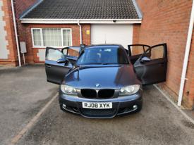 BMW 118D M SPORT 2008
