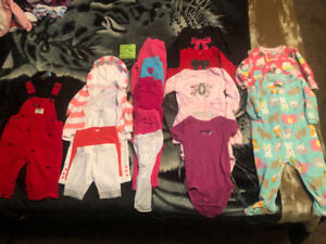 9 month baby clothes- Girl