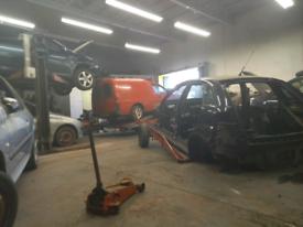 Mechanic Cars vans Auto services