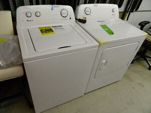 Brand New Amana Washer & Dryer Pair