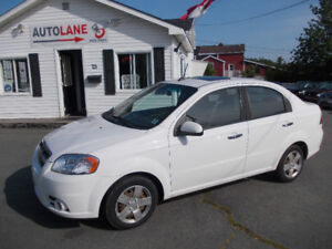 2010 Chevrolet Aveo LT SUNROOF AUTOMATIC LOADED UP