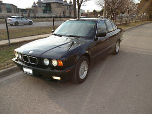 1994 BMW 5-Series Sedan e34 540i