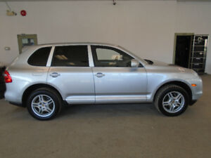 2008 PORSCHE CAYENNE LUXURY SUV! LEATHER! ONLY $12,900!!!!