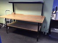 Technician Bench/ Packing Table