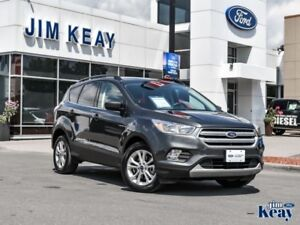 2018 Ford Escape SE  - One owner - Certified