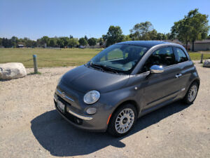 Used 2012 Fiat 500 Hatchback 2D -  Excellent Condition