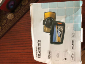 ADVANVANCED PORTABLE CAR CAMCORDER BRAND NEW IN BOX $25