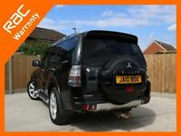 2010 Mitsubishi Shogun 3.2 DI-D Turbo Diesel Diamond Auto 4x4 4WD 7-Seater Sunro