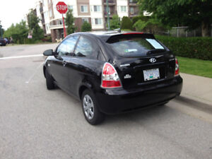 2008 Hyundai Accent Hatchback