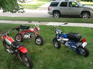 Honda Z50 Mini Trail for sale