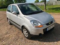 2010 CHEVROLET MATIZ 1.0 SE MANUAL PETROL 5 DOOR HATCHBACK