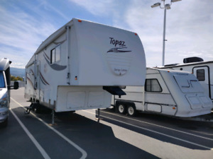 32' 5th Wheel for rent