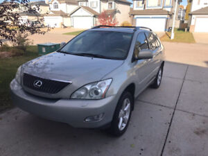2005 Lexus RX 330 WITH BRAND NEW WINTER TIRES AND SET OF SUMMER