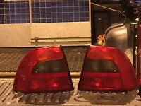 Vectra B taillights.