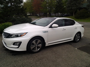 KIA OPTIMA HYBRIDE EX 2014