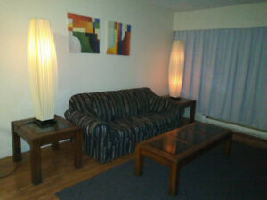 1 - Bdrm FULLY FURNISHED condos -WEEKLY RENTALS in DUNCAN