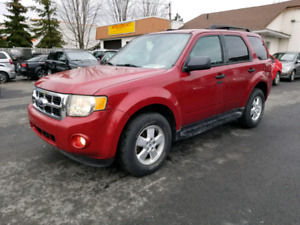2010 FORD ESCAPE 84OOOKM / AUTOMATIQUE