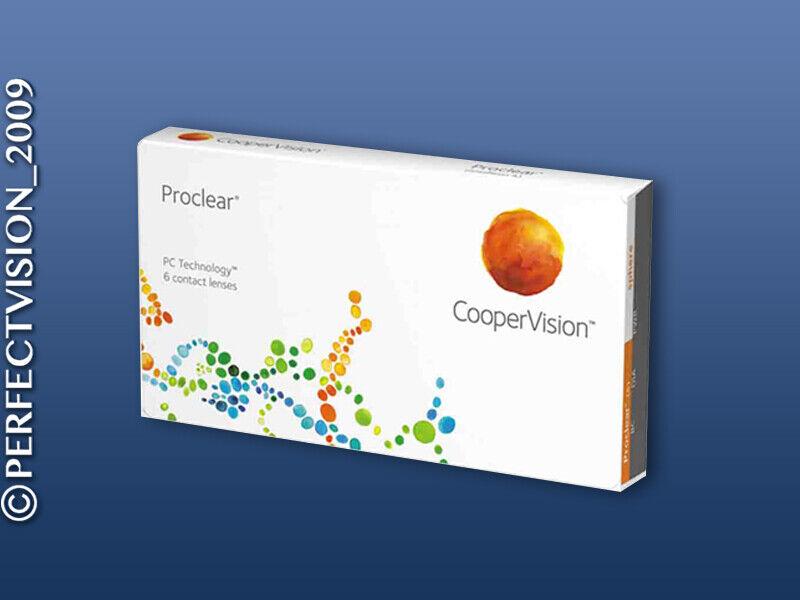 Proclear CooperVision 1x3 Monatslinsen - Alle Stärken